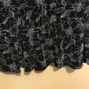 Tops - Top and skirt for woman